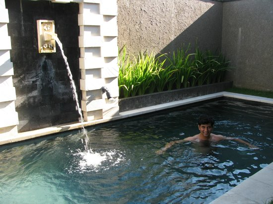 Bali Rich Luxury Villa:                   Private Plunge Pool