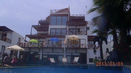 Casabarco Hostal Punta Hermosa :                   more