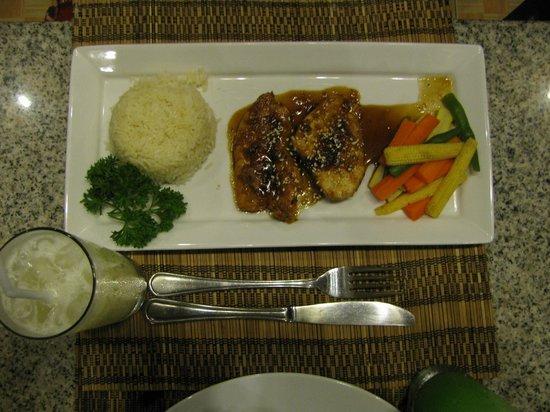 بالي ريتش سيمينياك فيلاز:                   Dinner                 