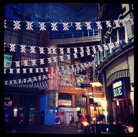 The Printworks:                   jubilee