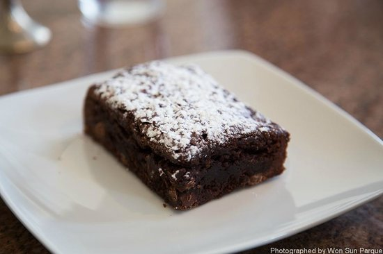 John's Cafe:                   Brownies