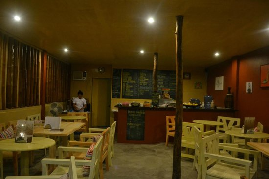The French Coffee Shop:                   the coffee shop