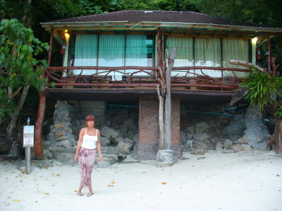 Phi Phi Popular Beach Resort:                                     room