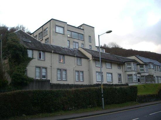 Loch Long Hotel:                   Hotel