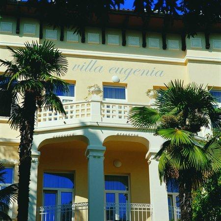 Hotel Villa Eugenia: Hotel