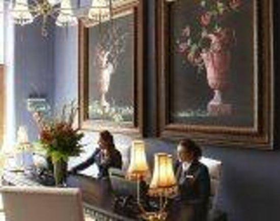 The Alphen Boutique Hotel: Alphen Reception