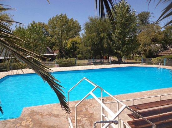 Los Platanos, Cabanas y Suites: Pileta de natación principal