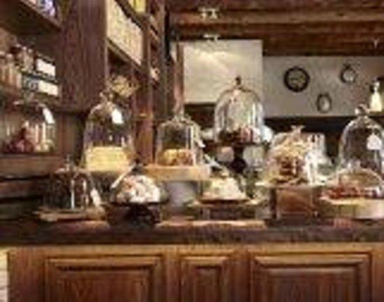The Alphen Boutique Hotel: La Belle Cafe & Bakery Pastry selection