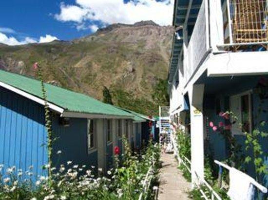 San Fernando, Chile:                   Vista general de las habitaciones