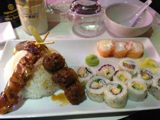 Planet Sushi Cannes Menu Prices Restaurant Reviews Order
