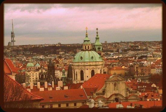 Corinthia Hotel Prague:                   Prague 2