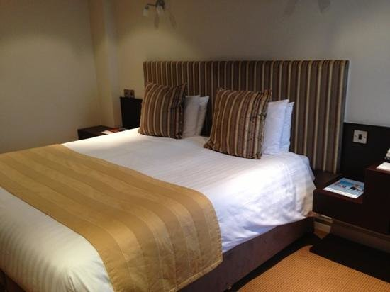 Barnstaple Hotel:                   Room , Large Double Bed
