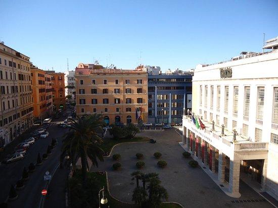 Hotel Impero:                                                       suite esquina