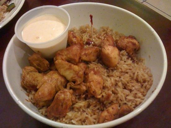 Osaka :                   Chicken fried rice bowl