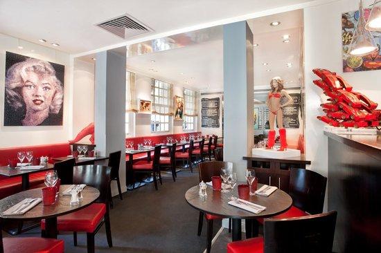 Rue Pergolese Restaurant