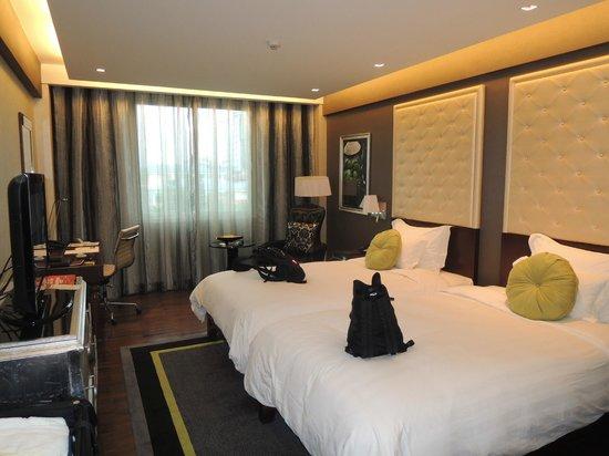 โรงแรมโมเวนพิค ฮานอย:                   Bedroom