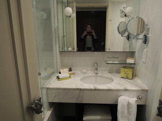 Movenpick Hotel Hanoi:                   Washbasin