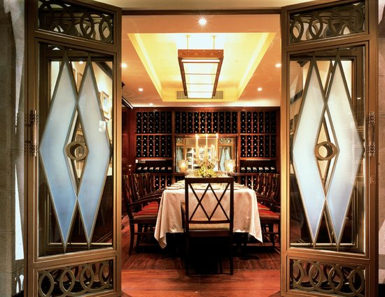 The King David: Wine Room