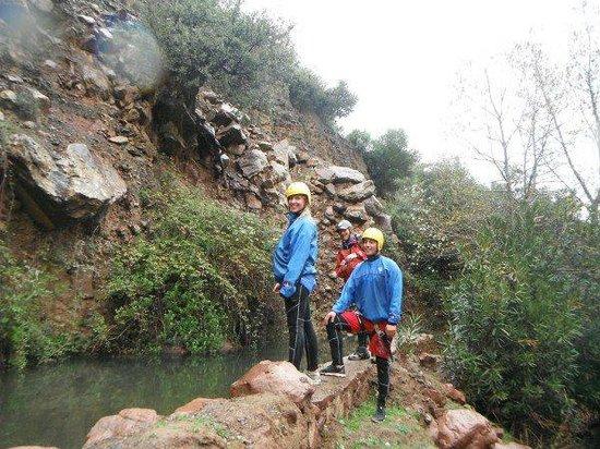 Splash Morocco Day Trips :                   canoeing