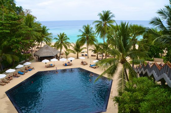 The Surin Phuket:                   The Pool