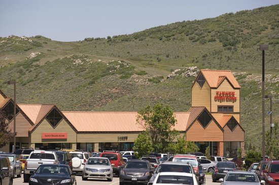 Best Outlet Stores in Park City, UT - Tanger Outlets, Nike Factory Store, Under Armour Factory House - Park City, Park City Tanger Outlet, Calvin Klein, Columbia Sportswear Factory Store, Volcom, Tommy Hilfiger, New Balance Factory Store, Tommy.