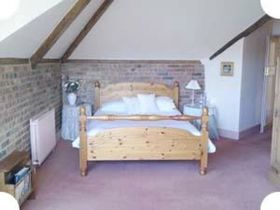 Blacksmiths Head: One of our three B&B rooms avaiable