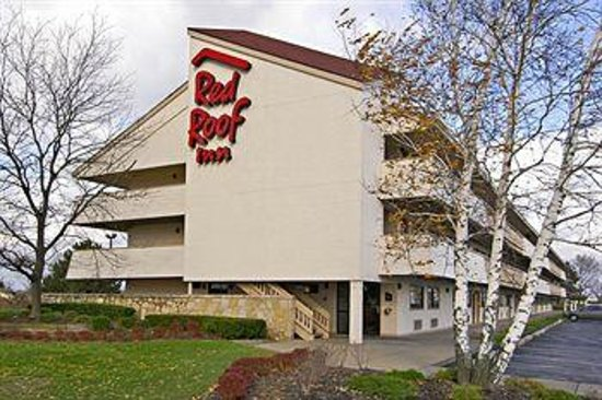 Red Roof Inn Syracuse: Hotel Outside