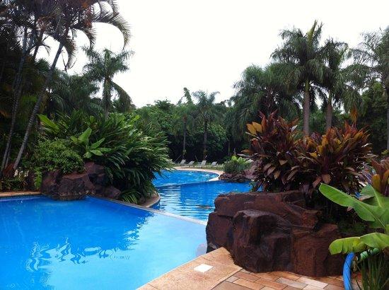 Iguazu Grand Resort, Spa & Casino:                   Piscina                 