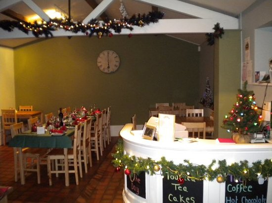 Jesters Cafe: Jesters at christmas
