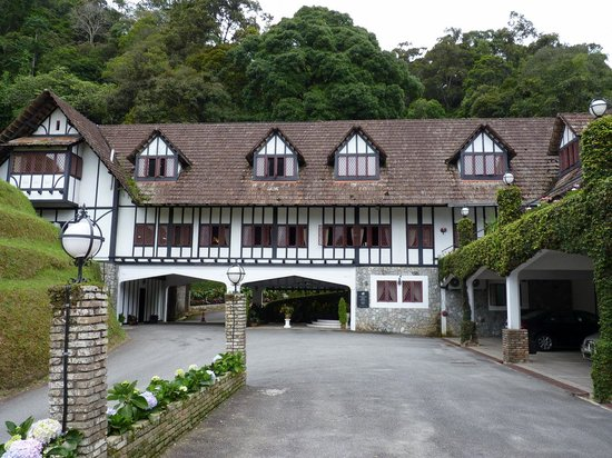 The Lakehouse, Cameron Highlands: Haupthaus