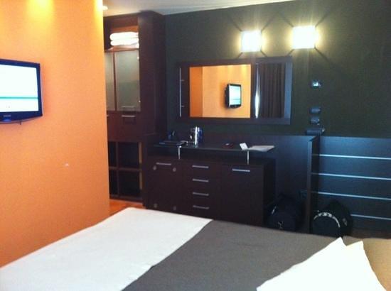 Hotel Aurora: camera