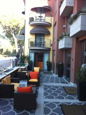Hotel Aurora: esterno