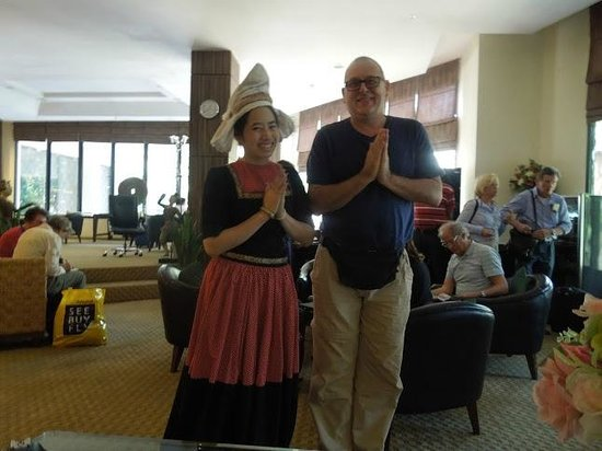 Furama Chiang Mai:                   Merci Madame, ขอบคุณแหม่ม