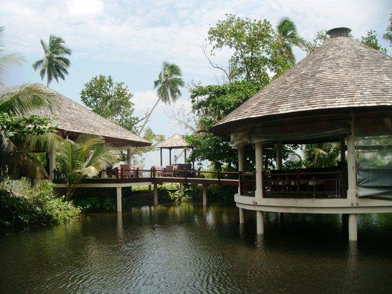 Silhouette Island, Seychelles: Restaurant
