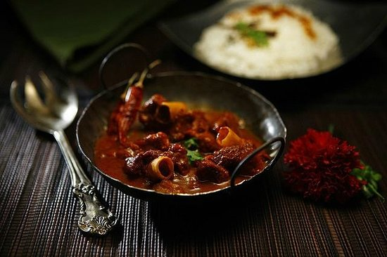 The Daily Curry: RAJASTHANI LAAL MAAS