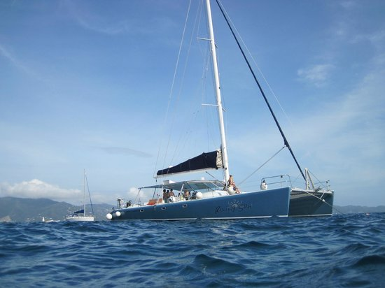 Rising Son II Catamaran