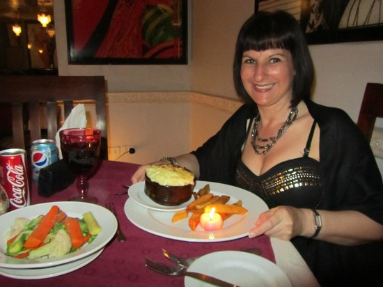 Snobs:                   Beautiful food
