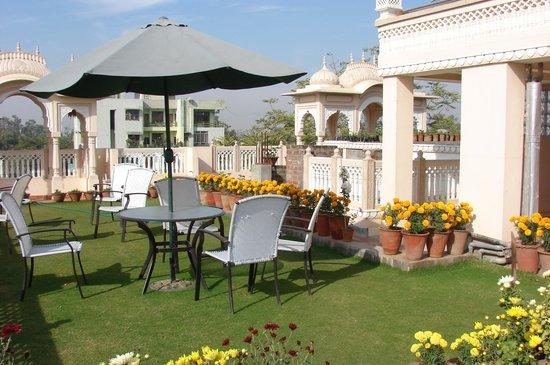 Om Niwas:                   Rooftop Garden