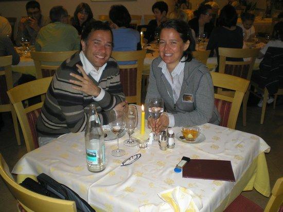 Hotel Plan de Gralba : La sala ristorante