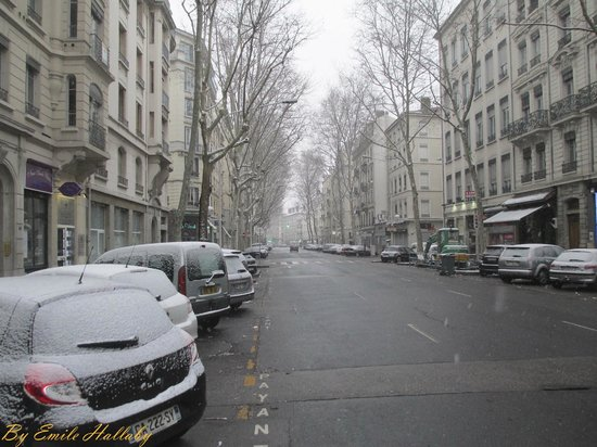 Hotel Du Parc:                   Hotel street