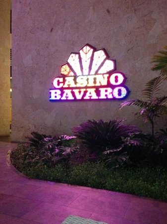 Barcelo Bavaro Palace:                   il casino