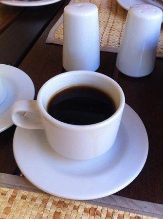 Casa Don Gustavo Hotel Boutique:                   Espresso?