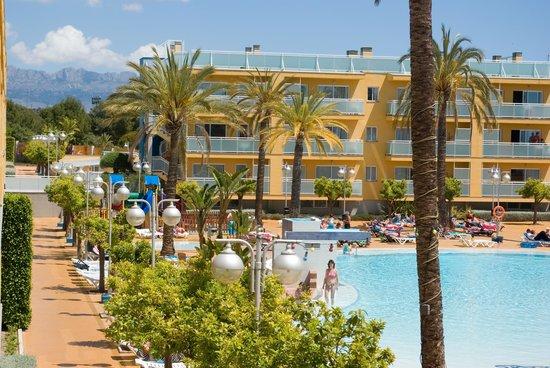Terralta Apartamentos Turisticos:                   general view