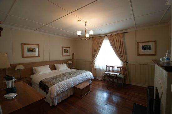 Estancia Cerro Guido:                   Room in the Owner's House