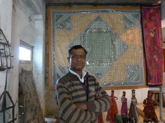 The Thar Heritage Museum:                   Laxmi Khatri