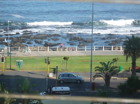 Premier Hotel Cape Town:                   View from our room