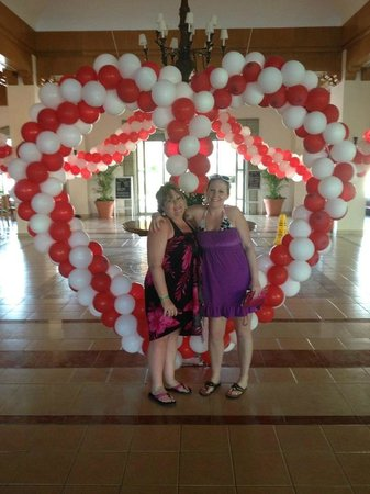 Royal Solaris Los Cabos:                   VALENTINE'S DAY
