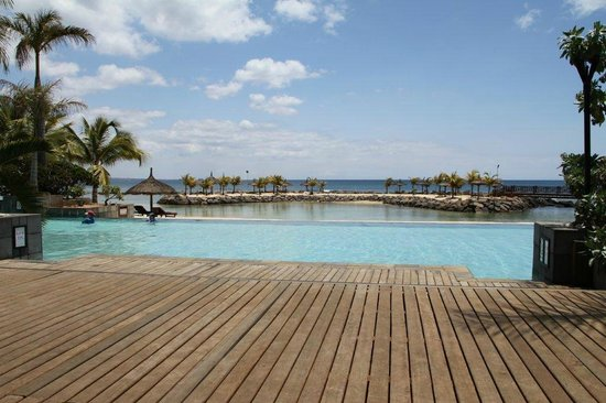 InterContinental Mauritius Resort Balaclava Fort:                   Pool