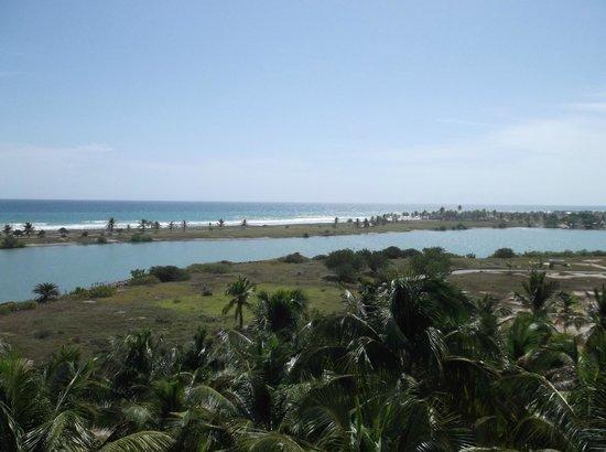Laguna Mar: Vista desde el balcóm