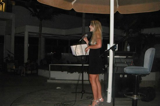 Mediterranean Beach Hotel:                                     Entertainment show